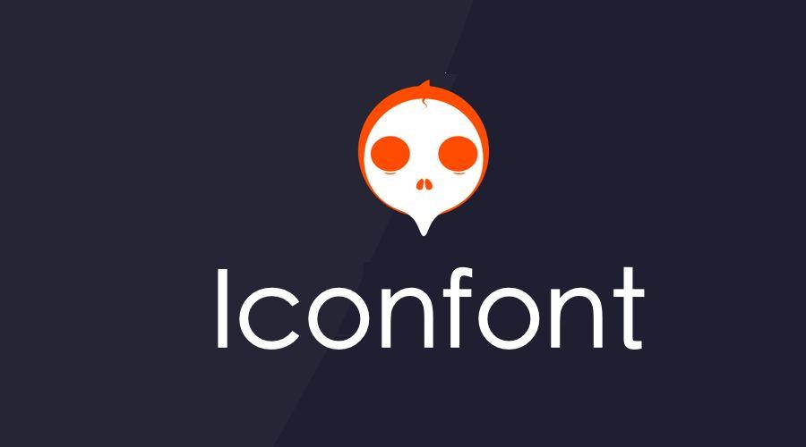 vue项目中引入iconfont